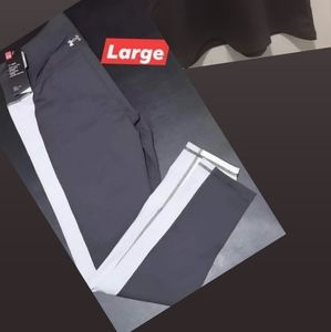 Under Armour t.shirt and fitted pants